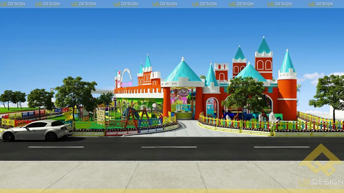 GOADESIGN Thiết kế khu vui chơi Kidzone - Kiên Giang (2)