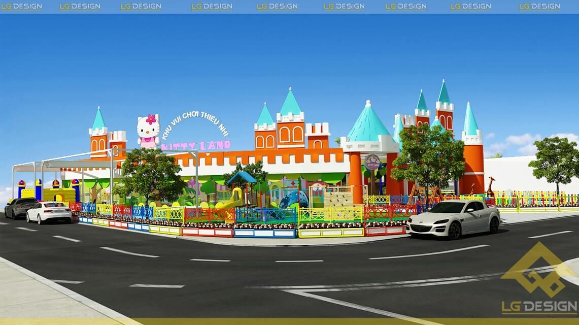 GOADESIGN Thiết kế khu vui chơi Kidzone - Kiên Giang (3)