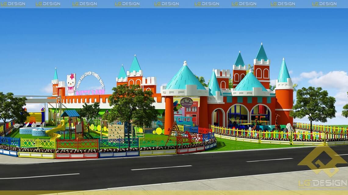 GOADESIGN Thiết kế khu vui chơi Kidzone - Kiên Giang (4)