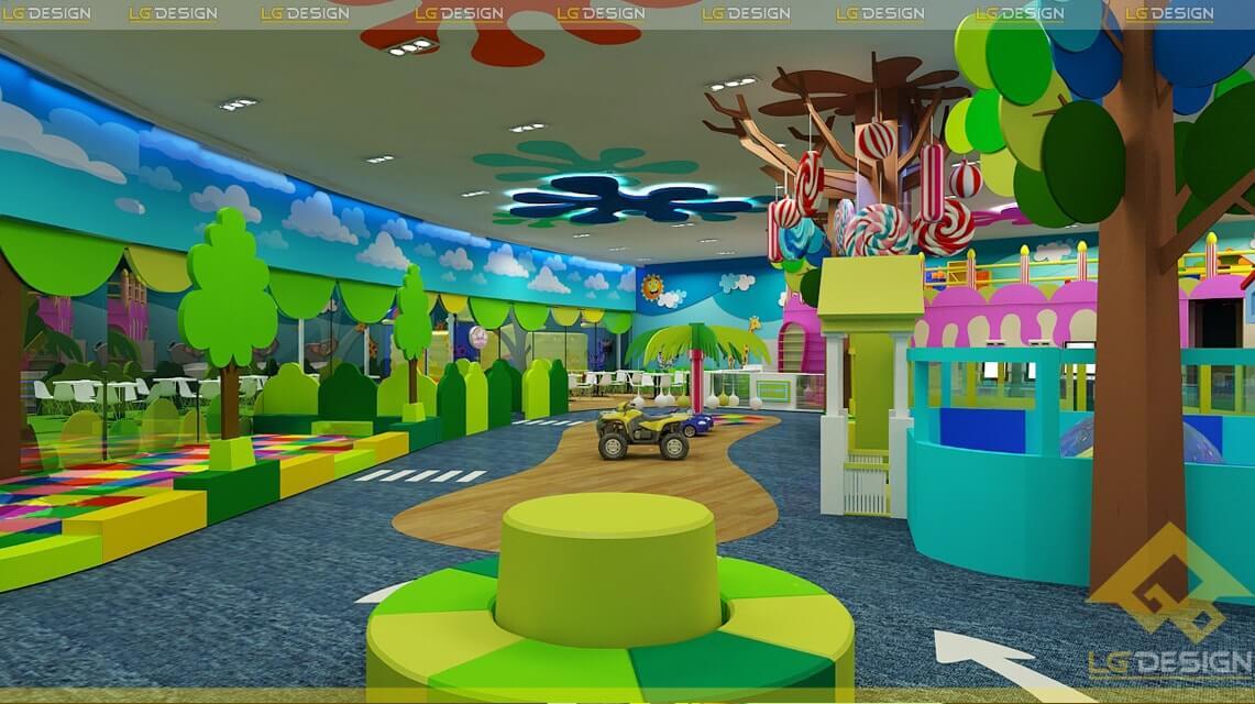 GOADESIGN Thiết kế khu vui chơi Kidzone - Kiên Giang (5)