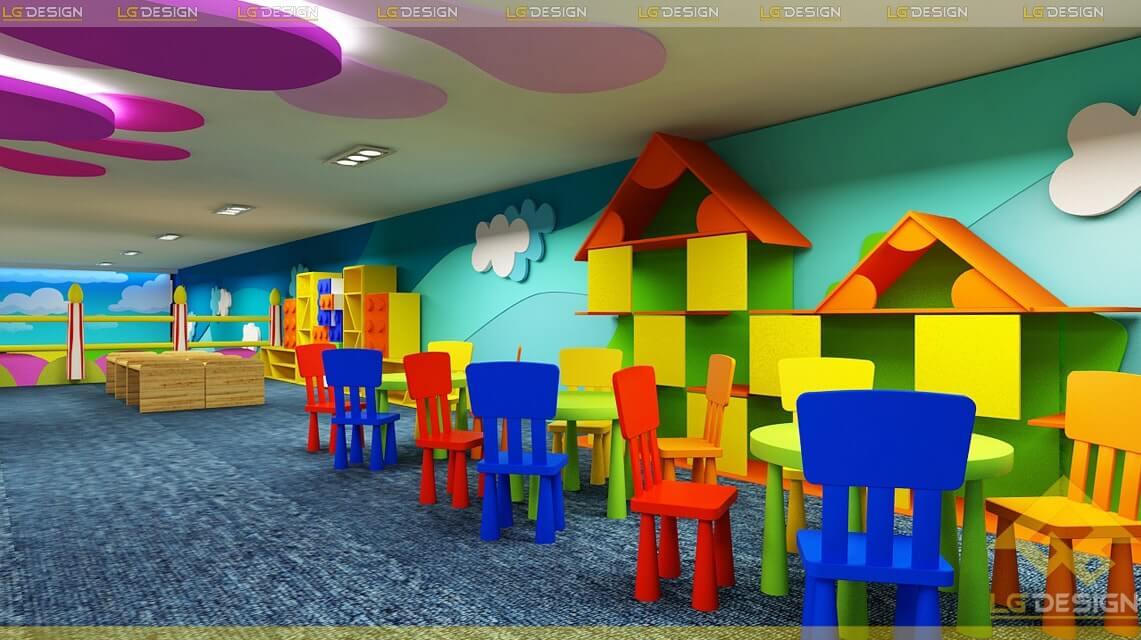 GOADESIGN Thiết kế khu vui chơi Kidzone - Kiên Giang (9)