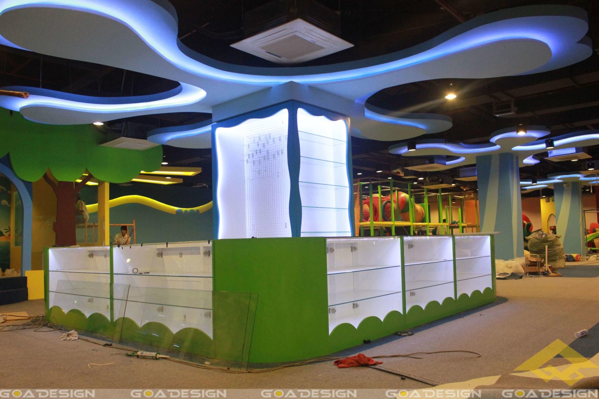 GOADESIGN Thiết kế khu vui chơi Kidzone Vũng Tàu (13)