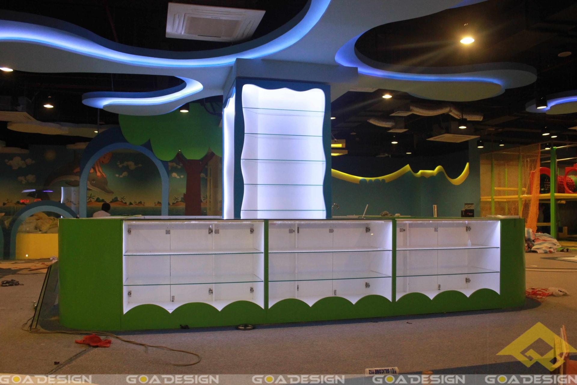 GOADESIGN Thiết kế khu vui chơi Kidzone Vũng Tàu (14)