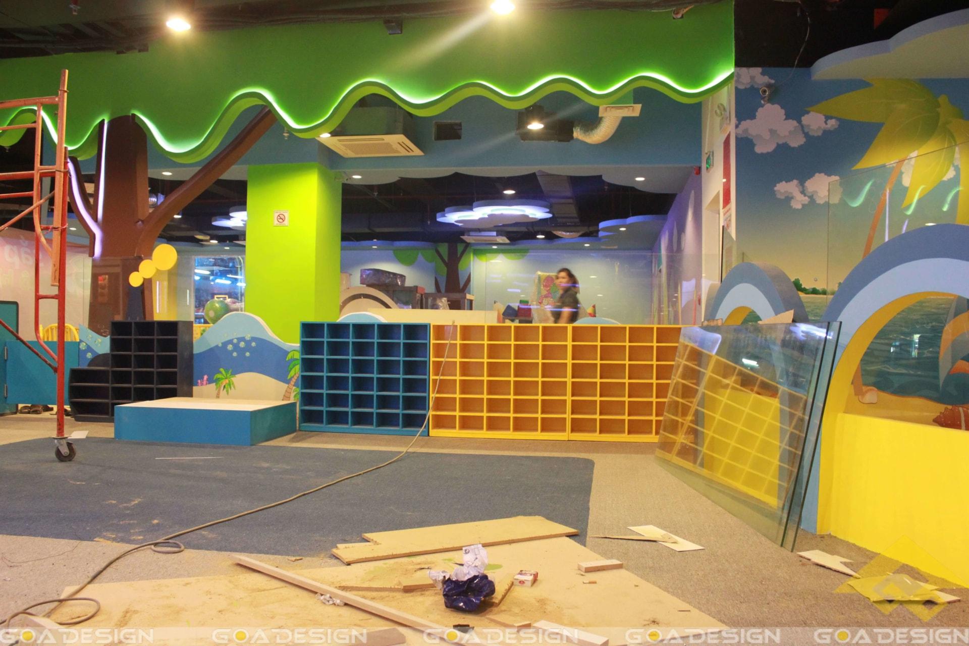 GOADESIGN Thiết kế khu vui chơi Kidzone Vũng Tàu (17)