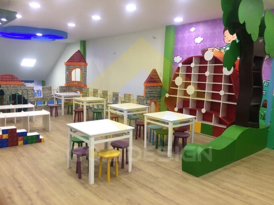 GOADESIGN Thiết kế khu vui chơi Kidzone Vũng Tàu (41)