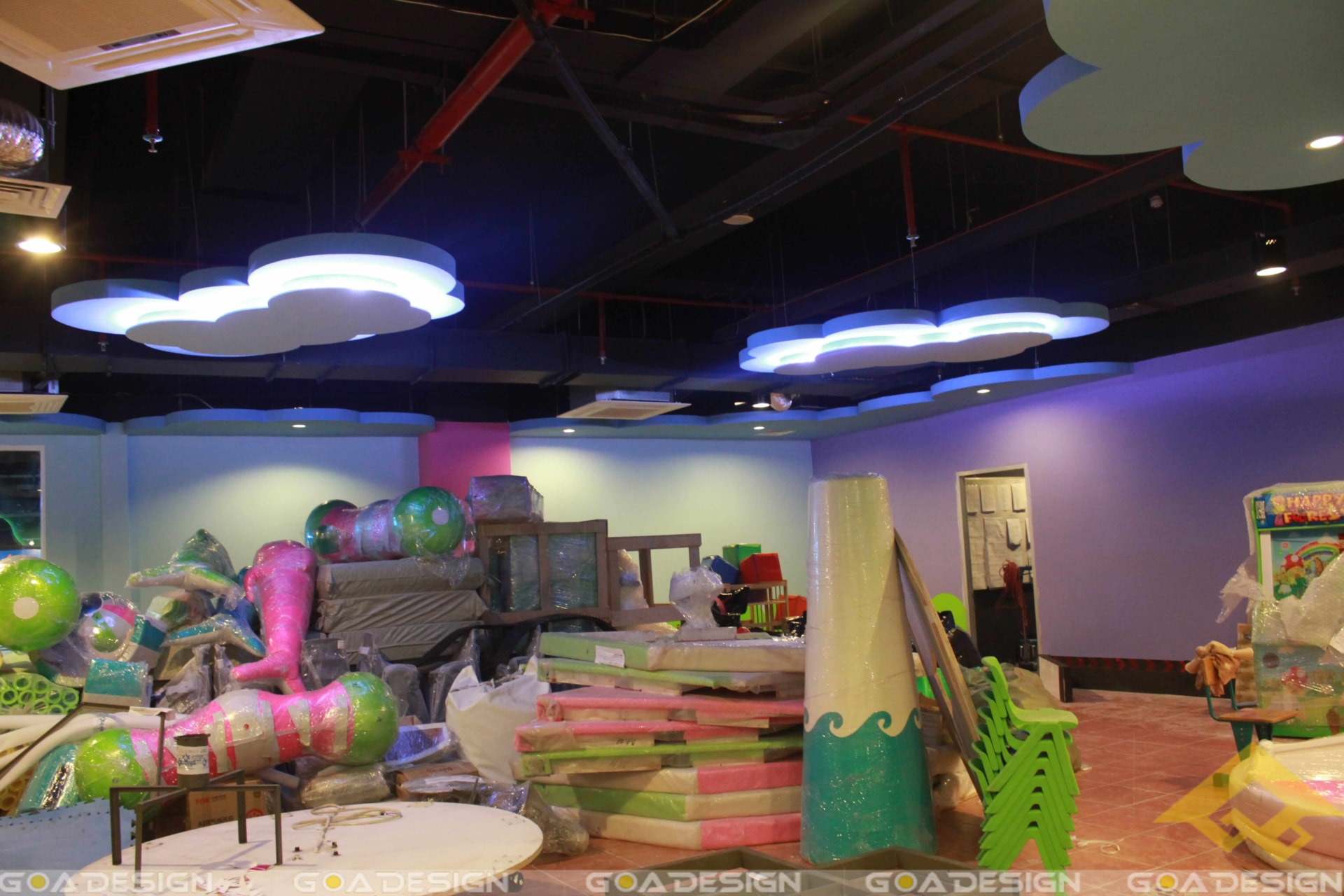 GOADESIGN Thiết kế khu vui chơi Kidzone Vũng Tàu (6)
