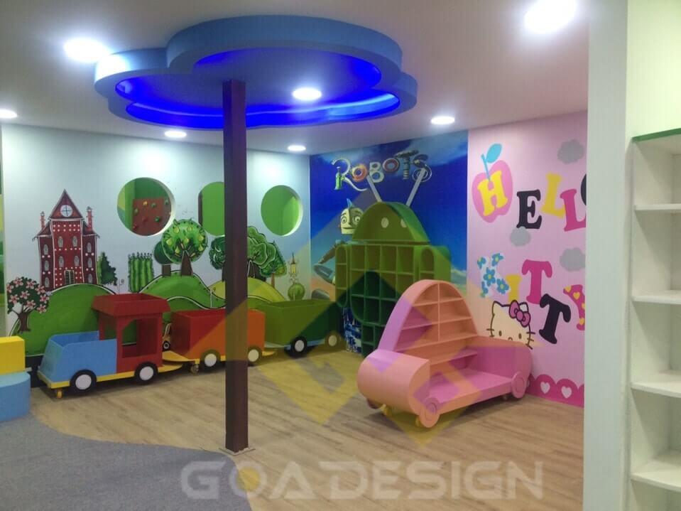 GOADESIGN Thiết kế khu vui chơi Kidzone Vũng Tàu (60)