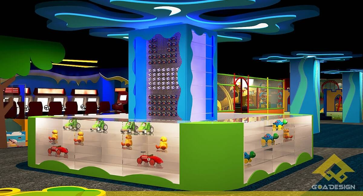 GOADESIGN Thiết kế khu vui chơi Kidzone Vũng Tàu (78)