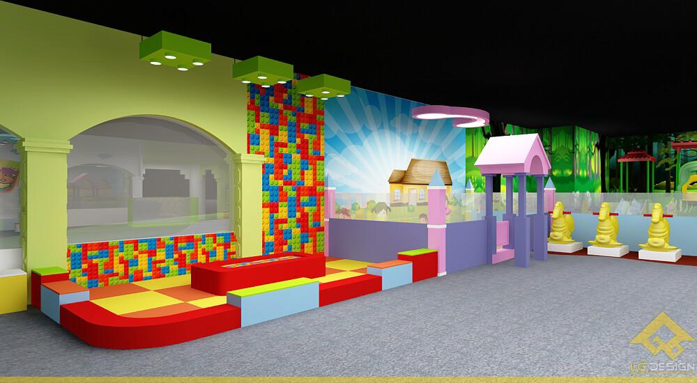 GOADESIGN Thiết kế khu vui chơi Lâu đài kỳ thú (12)