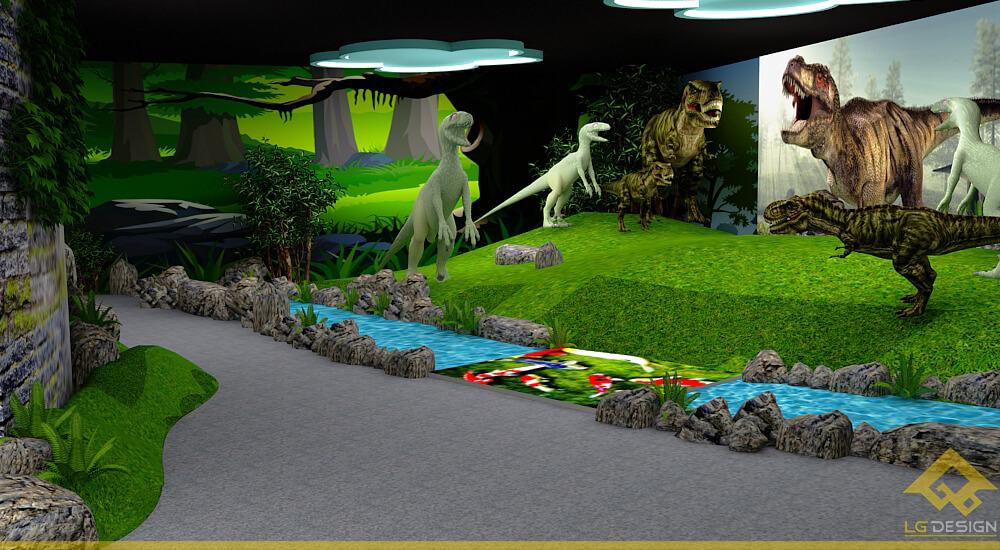 GOADESIGN Thiết kế khu vui chơi Lâu đài kỳ thú (16)