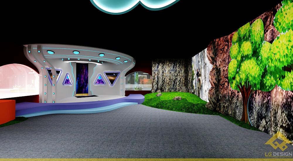 GOADESIGN Thiết kế khu vui chơi Lâu đài kỳ thú (18)