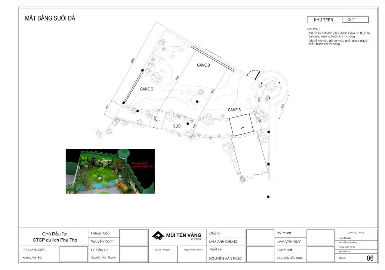 GOADESIGN Thiết kế khu vui chơi Lâu đài kỳ thú (2)