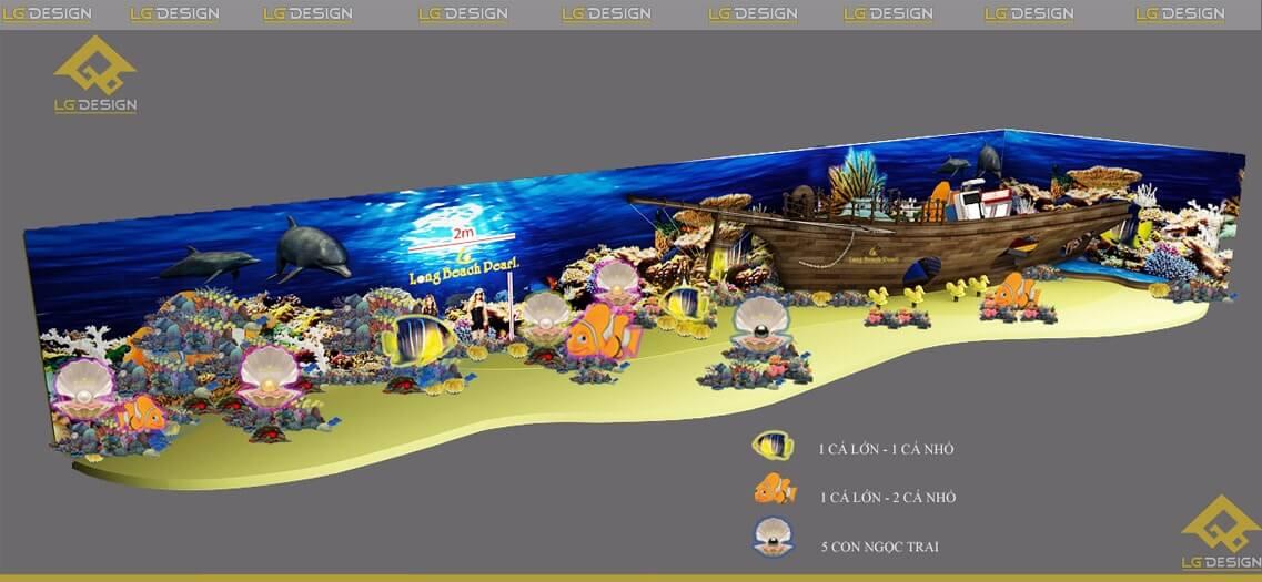 GOADESIGN Thiết kế khu vui chơi Long Beach Phú Quốc (2)