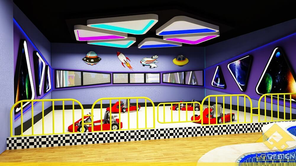 GOADESIGN Thiết kế khu vui chơi Nha Trang Center (1)