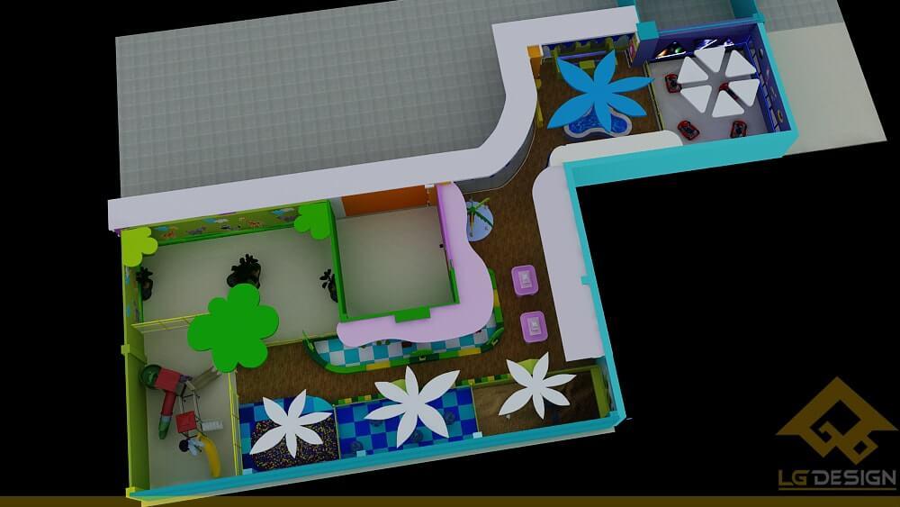 GOADESIGN Thiết kế khu vui chơi Nha Trang Center (10)