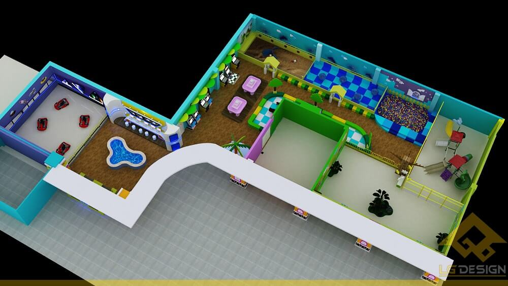 GOADESIGN Thiết kế khu vui chơi Nha Trang Center (8)