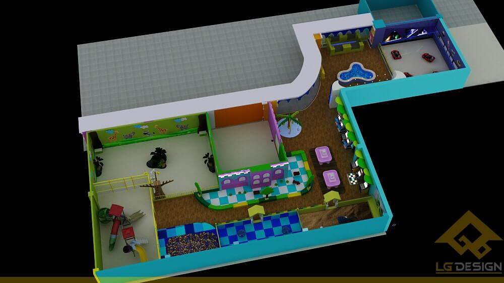 GOADESIGN Thiết kế khu vui chơi Nha Trang Center (9)