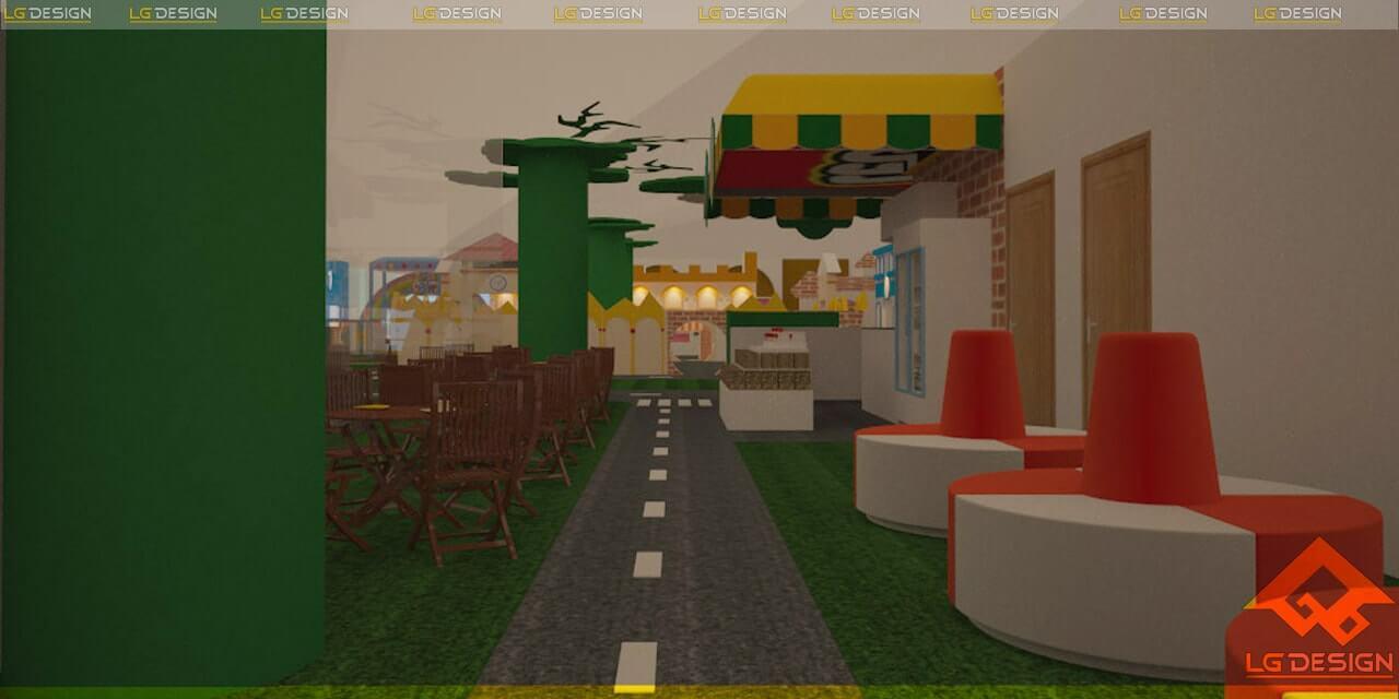 GOADESIGN Thiết kế khu vui chơi Parkson Đà Nẵng (1)