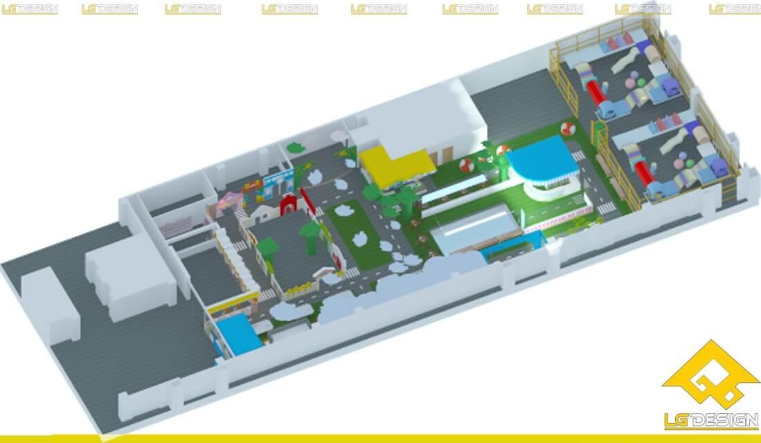 GOADESIGN Thiết kế khu vui chơi Parkson Đà Nẵng (14)
