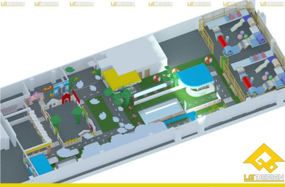 GOADESIGN Thiết kế khu vui chơi Parkson Đà Nẵng (20)