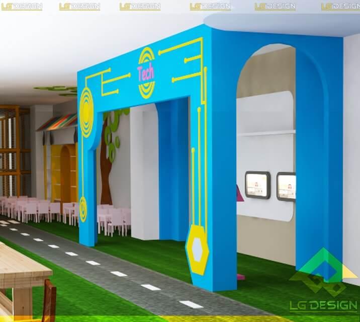 GOADESIGN Thiết kế khu vui chơi Parkson Đà Nẵng (31)