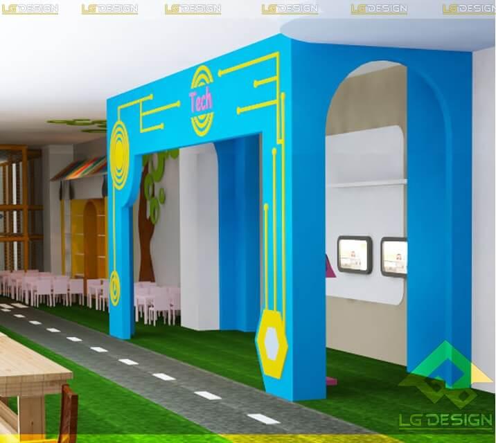 GOADESIGN Thiết kế khu vui chơi Parkson Đà Nẵng (34)