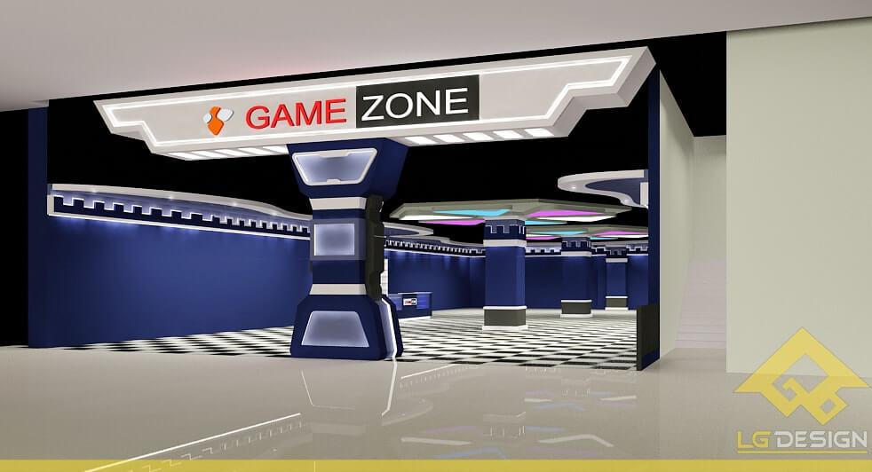 GOADESIGN Thiết kế khu vui chơi gamezone - Cần Thơ (10)