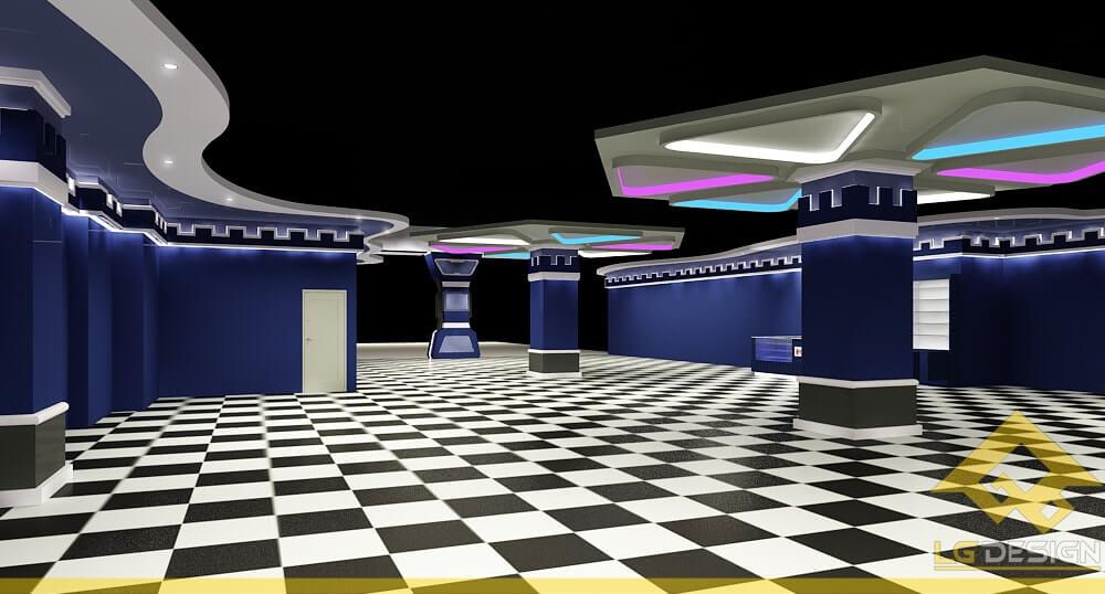GOADESIGN Thiết kế khu vui chơi gamezone - Cần Thơ (12)