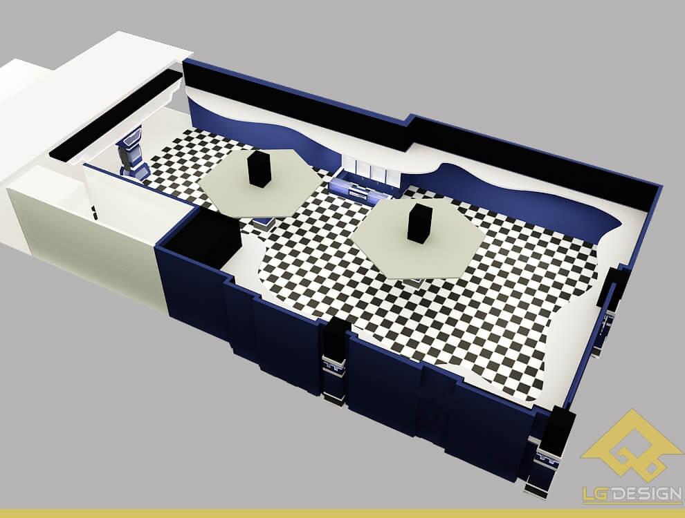 GOADESIGN Thiết kế khu vui chơi gamezone - Cần Thơ (13)