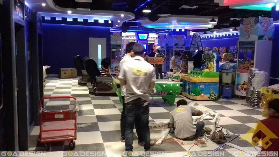 GOADESIGN Thiết kế khu vui chơi gamezone - Cần Thơ (15)