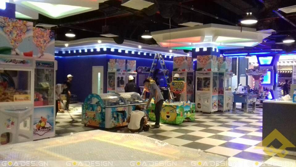 GOADESIGN Thiết kế khu vui chơi gamezone - Cần Thơ (24)