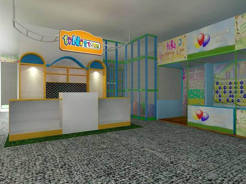 GOADESIGN Thiết kế khu vui chơi gamezone - Cần Thơ (4)