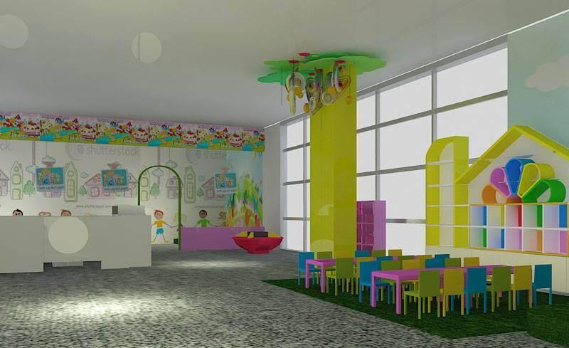 GOADESIGN Thiết kế khu vui chơi gamezone - Cần Thơ (9)
