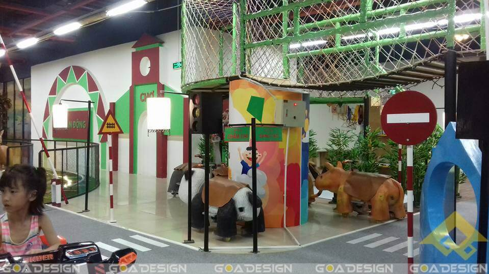 GOADESIGN Thiết kế thi công khu vui chơi Pico Urban Tân Bình (1)