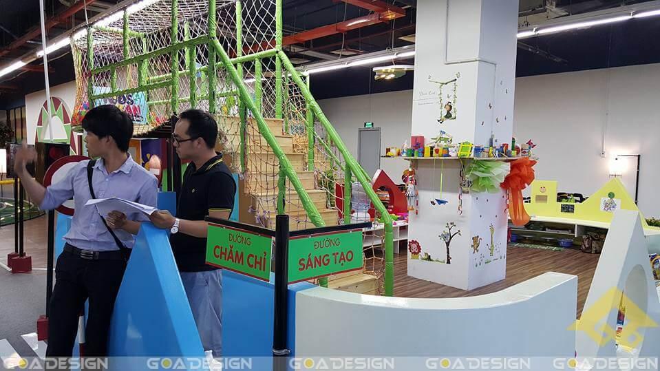 GOADESIGN Thiết kế thi công khu vui chơi Pico Urban Tân Bình (14)
