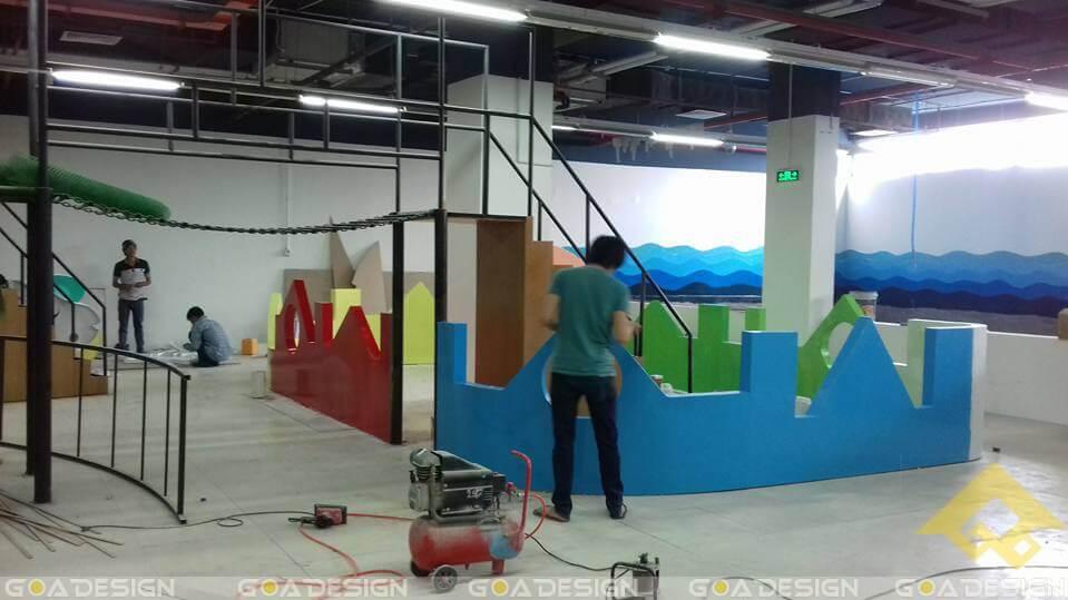 GOADESIGN Thiết kế thi công khu vui chơi Pico Urban Tân Bình (2)