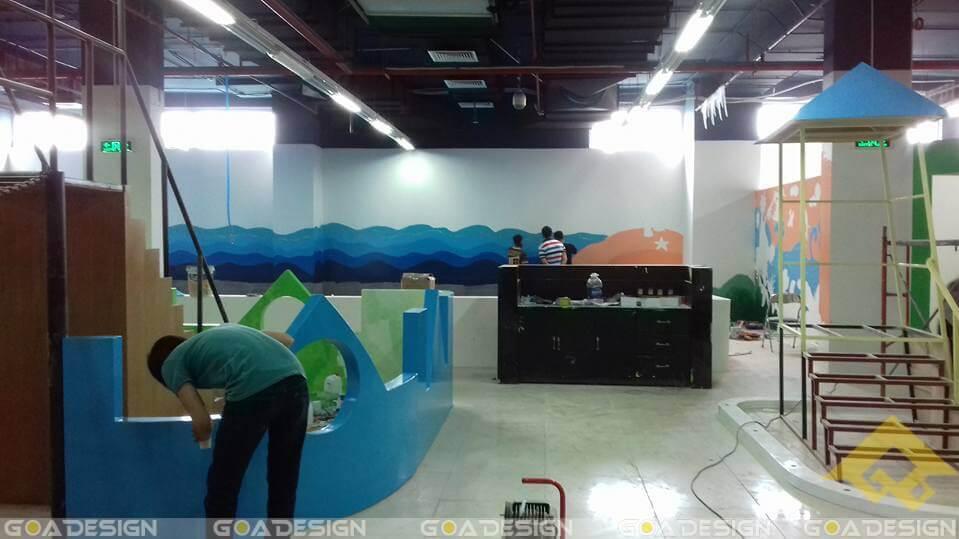 GOADESIGN Thiết kế thi công khu vui chơi Pico Urban Tân Bình (6)