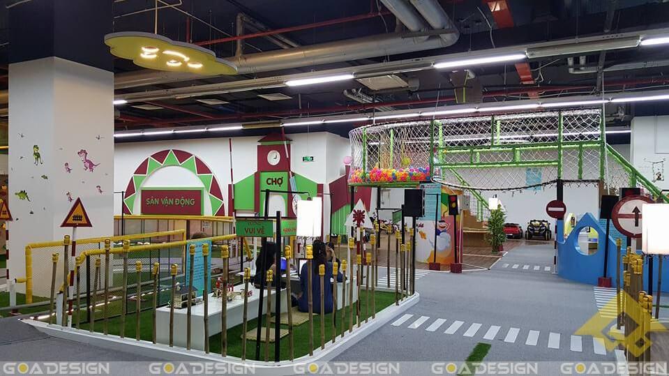 GOADESIGN Thiết kế thi công khu vui chơi Pico Urban Tân Bình (7)