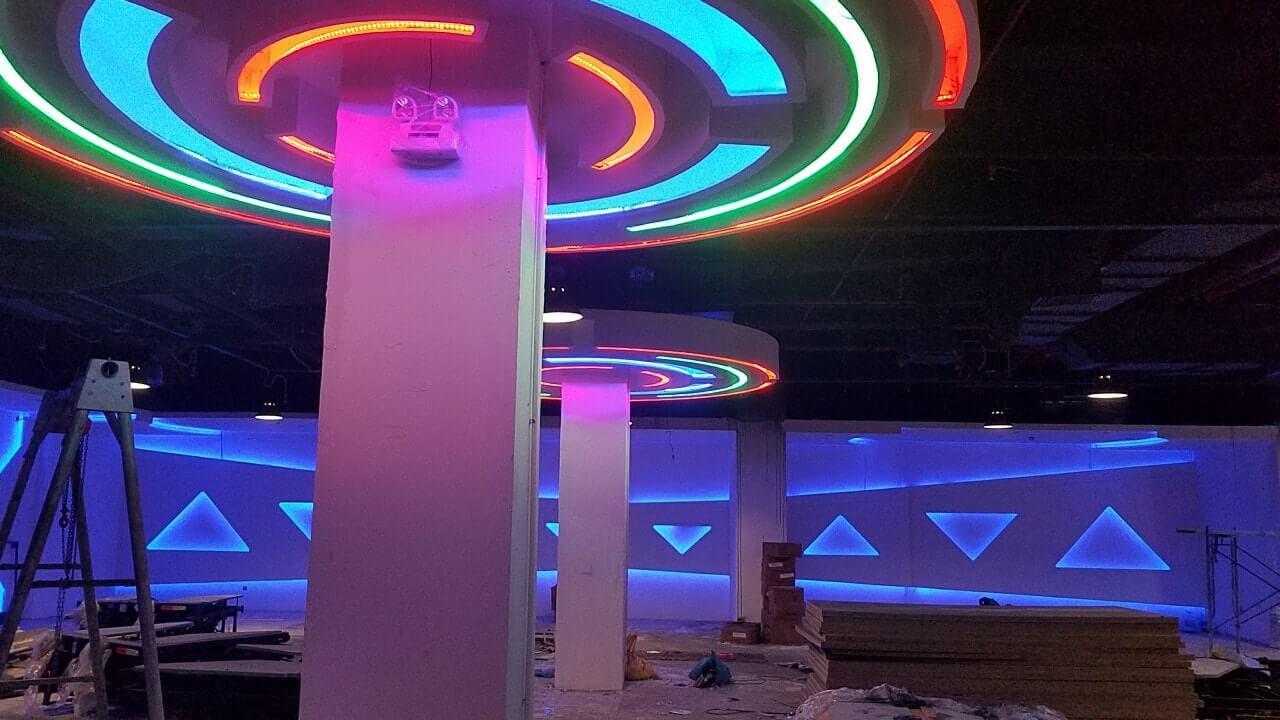 GOADESIGN Thiết kế thi công khu vui chơi Times City Hà Nội (7)
