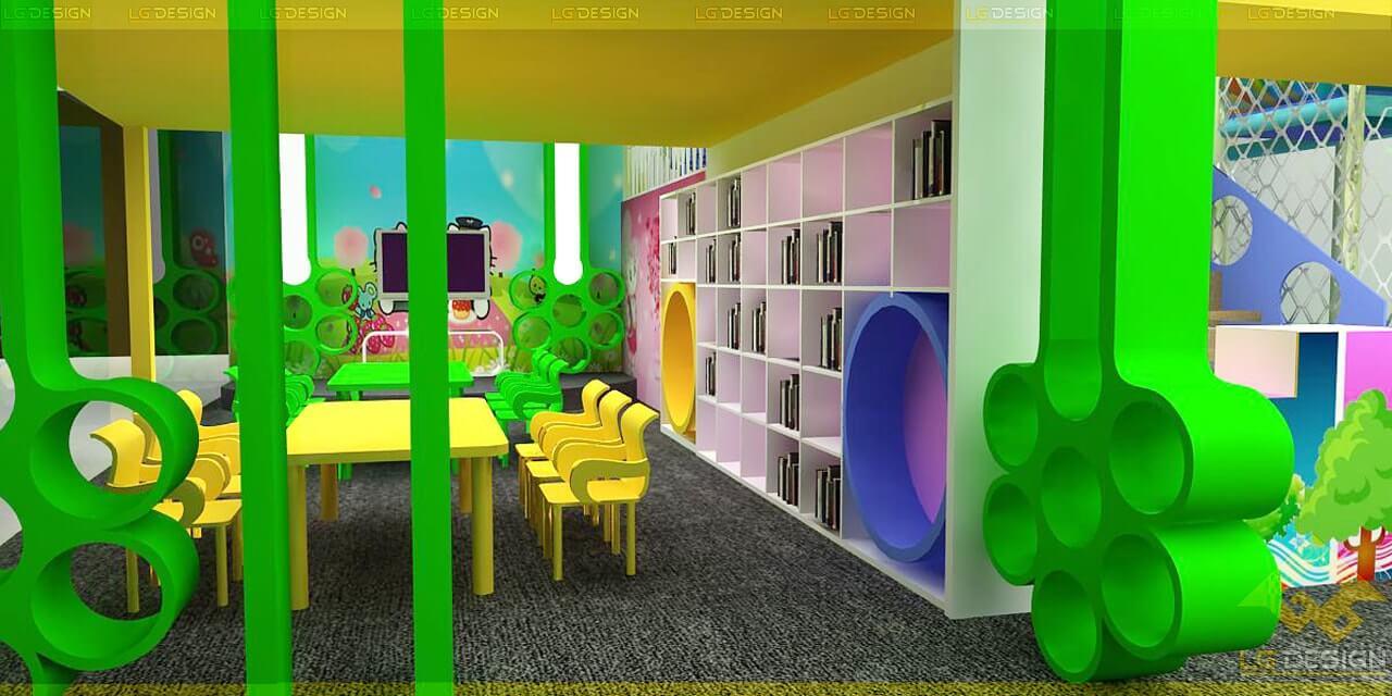 GOADESIGN Thiết kế thi công khu vui chơi TiniNowzone - HCM (10)