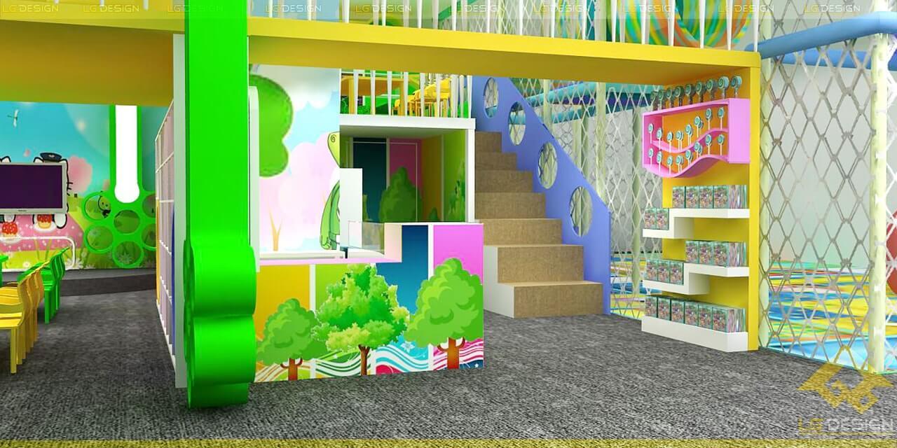 GOADESIGN Thiết kế thi công khu vui chơi TiniNowzone - HCM (11)