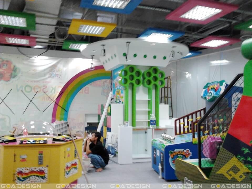 GOADESIGN Thiết kế thi công khu vui chơi TiniNowzone - HCM (15)