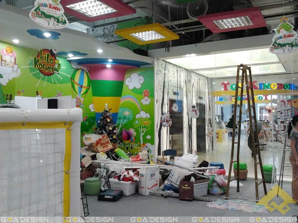 GOADESIGN Thiết kế thi công khu vui chơi TiniNowzone - HCM (19)