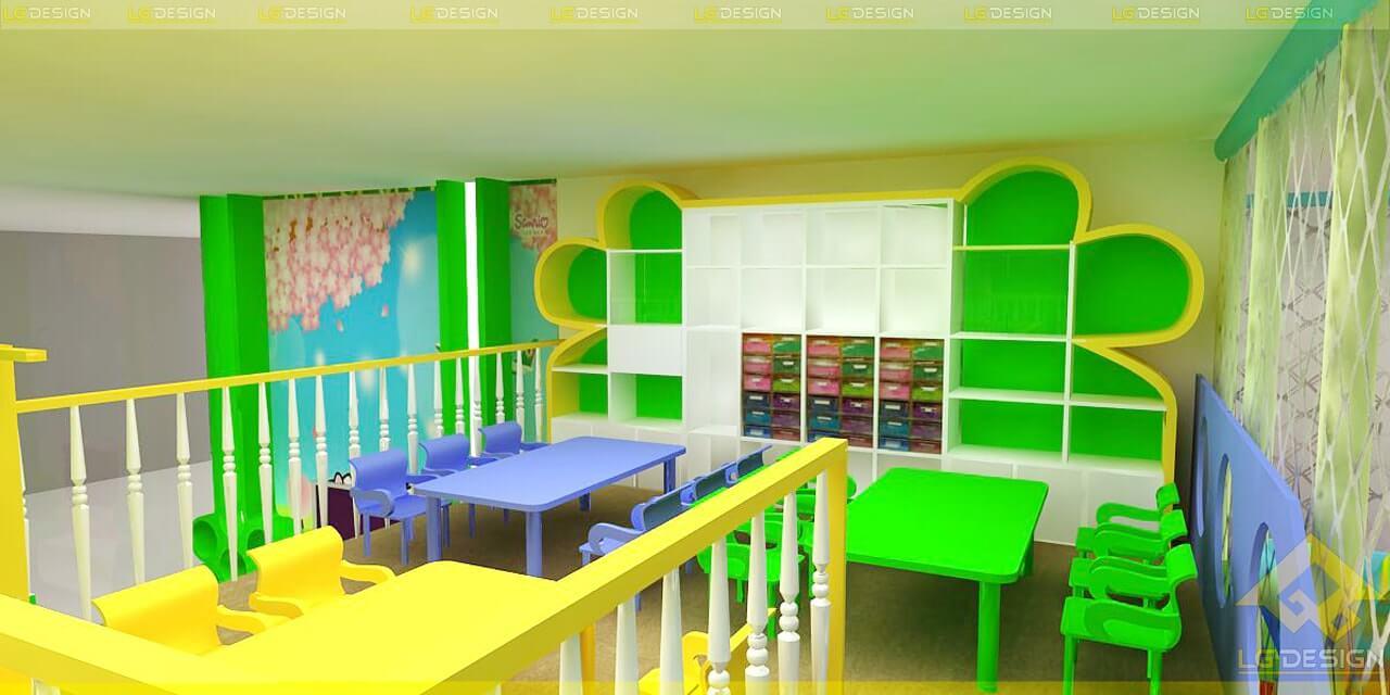 GOADESIGN Thiết kế thi công khu vui chơi TiniNowzone - HCM (2)