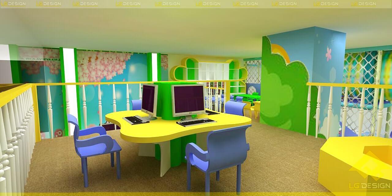 GOADESIGN Thiết kế thi công khu vui chơi TiniNowzone - HCM (22)
