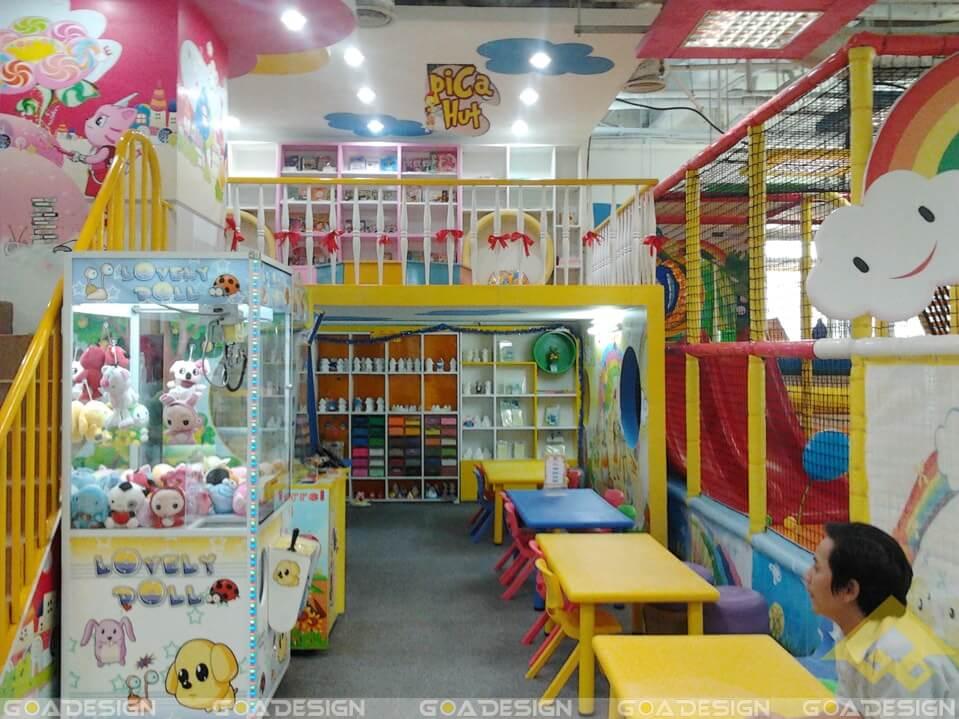 GOADESIGN Thiết kế thi công khu vui chơi TiniNowzone - HCM (4)