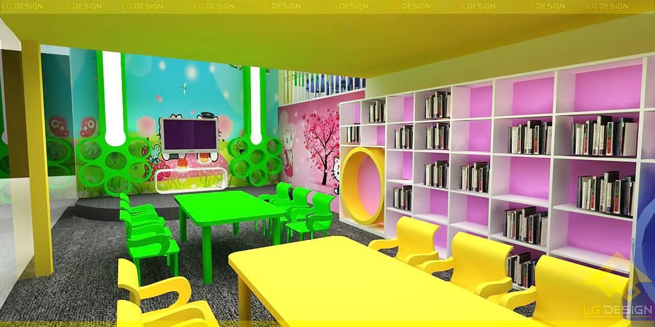 GOADESIGN Thiết kế thi công khu vui chơi TiniNowzone - HCM (5)