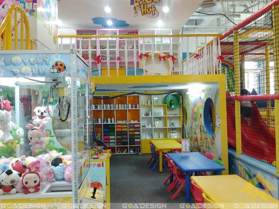 GOADESIGN Thiết kế thi công khu vui chơi TiniNowzone - HCM (9)