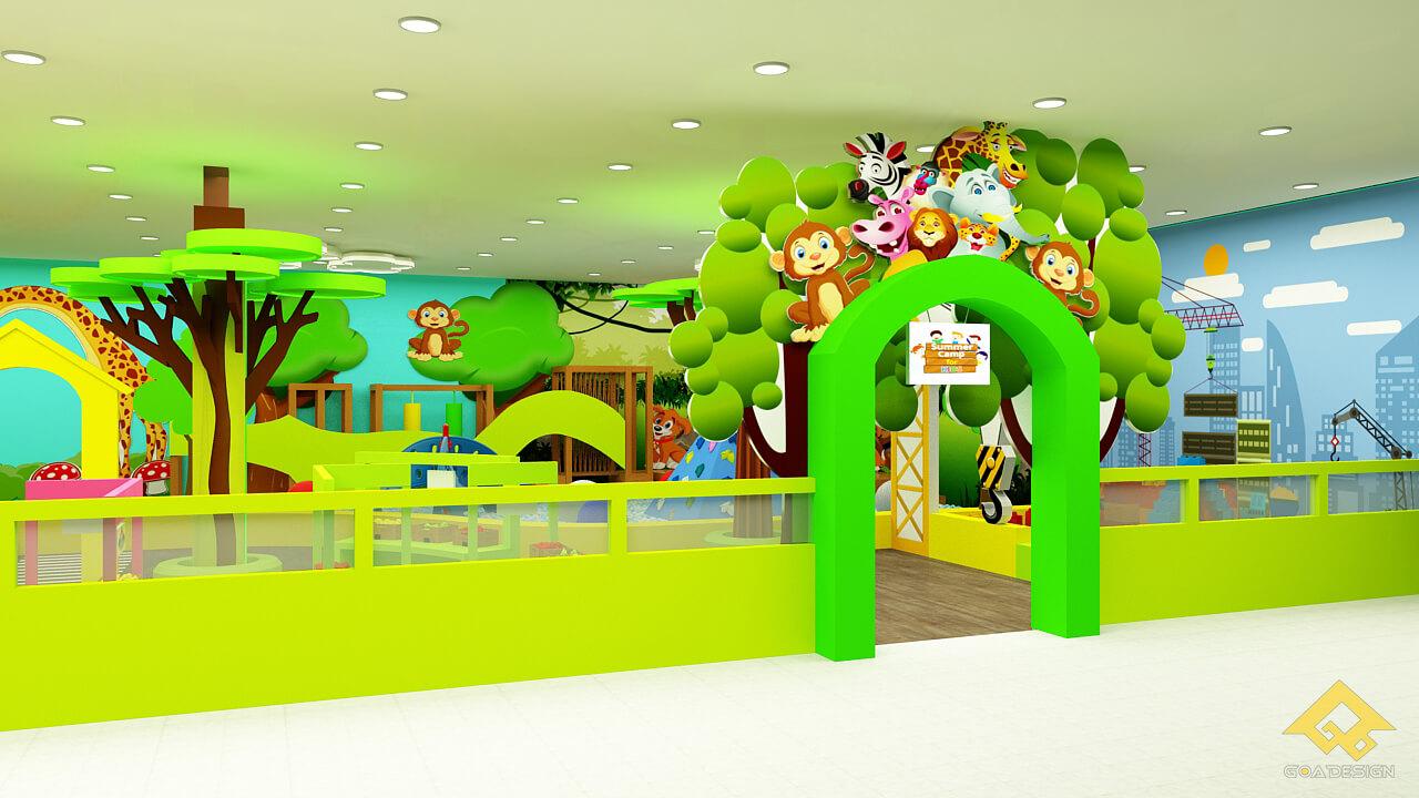 GOADESIGN-Thiết kế thi công khu vui chơi trẻ em (12)