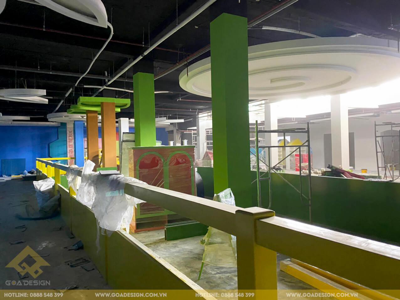 GOADESIGN-Thiết kế thi công khu vui chơi trẻ em (13)